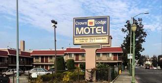 奧克蘭皇冠小屋汽車旅館 - 奥克兰 - 建筑