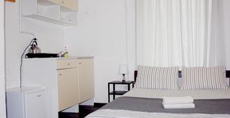 禅树旅馆 - 莫斯科 - 睡房