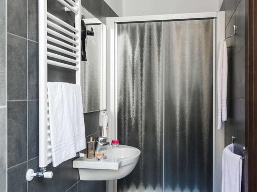 米兰萨瑞纳酒店 - 米兰 - 浴室