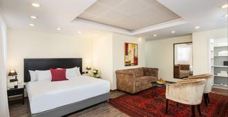 特拉维夫莱昂纳多海滨酒店 - 特拉维夫 - 睡房