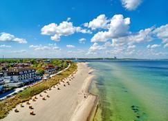 我的海滨别墅酒店 - 弗里德布李赫斯鲁 - 蒂门多弗施特兰德 - 海滩