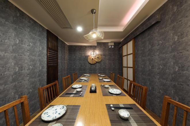 粵海酒店 - 香港 - 会议室
