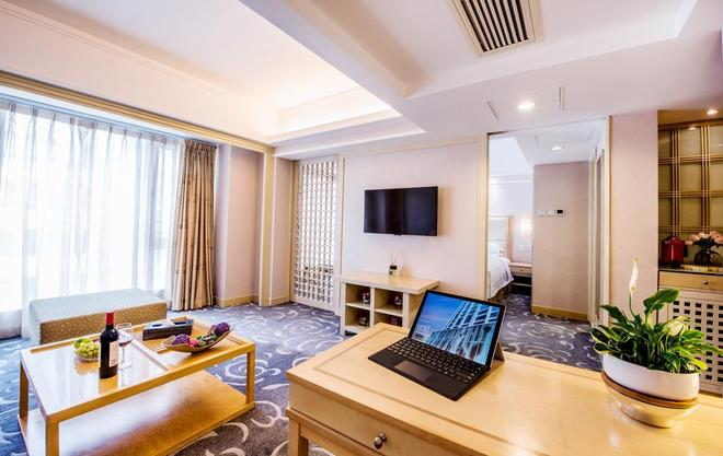 粵海酒店 - 香港 - 客厅