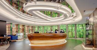 粵海酒店 - 香港 - 柜台