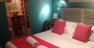 科特帕西奥酒店 - 尼姆 - 睡房