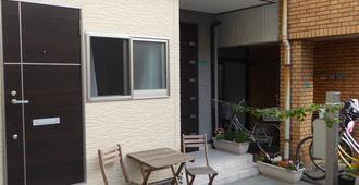 温帕库河庄园酒店 - 大阪 - 露台