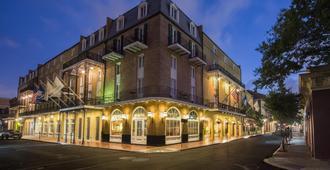 法国区勒莫安城堡假日酒店 - 新奥尔良 - 建筑