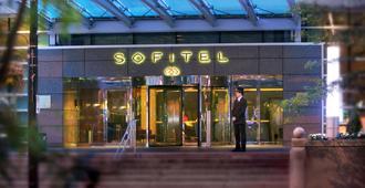 蒙特利尔黄金广场区索菲特酒店 - 蒙特利尔 - 建筑