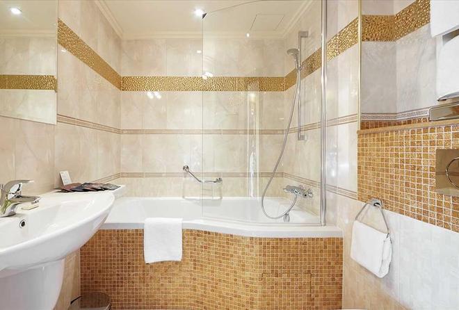 西方布拉格威尔逊酒店 - 布拉格 - 浴室