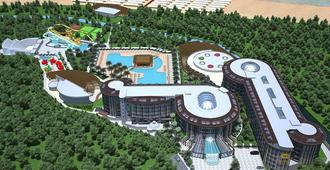 桑美莉雅海滩度假村及水疗中心 - 式 - 马纳夫加特 - 建筑