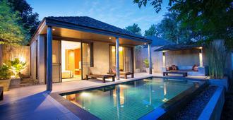 穆提玛雅森林泳池别墅度假酒店 - 白昌 - 游泳池