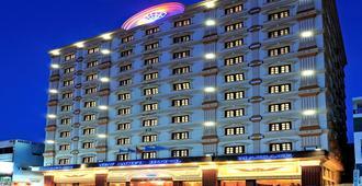 胡志明市新太平洋大酒店 - 胡志明市 - 建筑