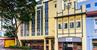 新加坡飞龙玫瑰酒店 - 新加坡 - 建筑