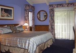 灯塔小屋旅舍 - 太平洋丛林 - 睡房
