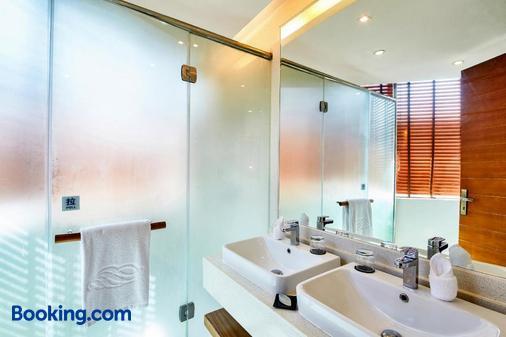 三亚湾海韵度假酒店 - 三亚 - 浴室