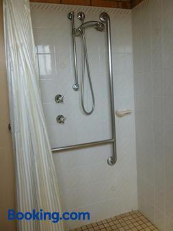 皇家棕榈汽车旅馆 - 科夫斯港 - 浴室
