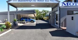 贝斯特韦斯特班达伯格市汽车旅馆 - 班德堡 - 建筑