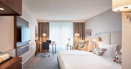 多特蒙德威斯特法伦哈伦多瑞特酒店 - 多特蒙德 - 睡房
