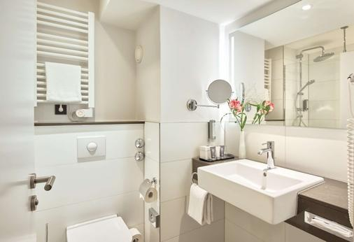 多特蒙德威斯特法伦哈伦多瑞特酒店 - 多特蒙德 - 浴室