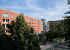 多特蒙德威斯特法伦哈伦多瑞特酒店 - 多特蒙德 - 建筑