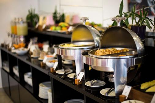奇克拉约温德姆太阳海岸酒店 - 齐克拉约 - 自助餐