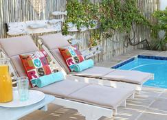 海岸边缘酒店 - 赫曼努斯 - 游泳池