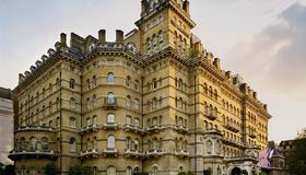 伦敦朗廷酒店 - 伦敦 - 建筑