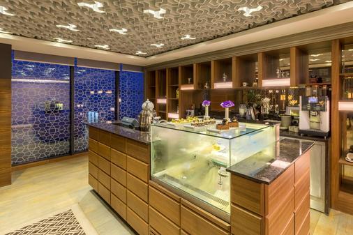 伊斯坦布尔金郁金香酒店 - 伊斯坦布尔 - 酒吧