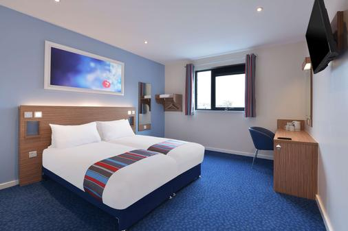 旅程住宿贝尔法斯特酒店 - 贝尔法斯特 - 睡房