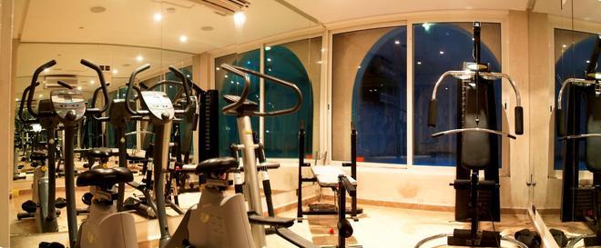 帝国假日酒店 - 马拉喀什 - 健身房