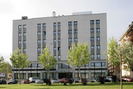Nh昆卡城市酒店 - 昆卡 - 建筑