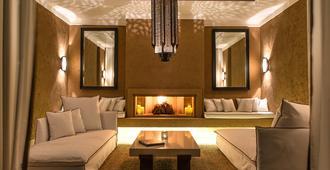 文华东方度假酒店,马拉喀什 - 马拉喀什 - 休息厅