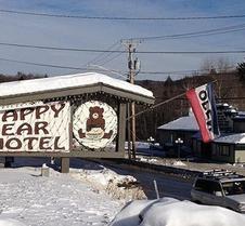 快乐熊汽车旅馆