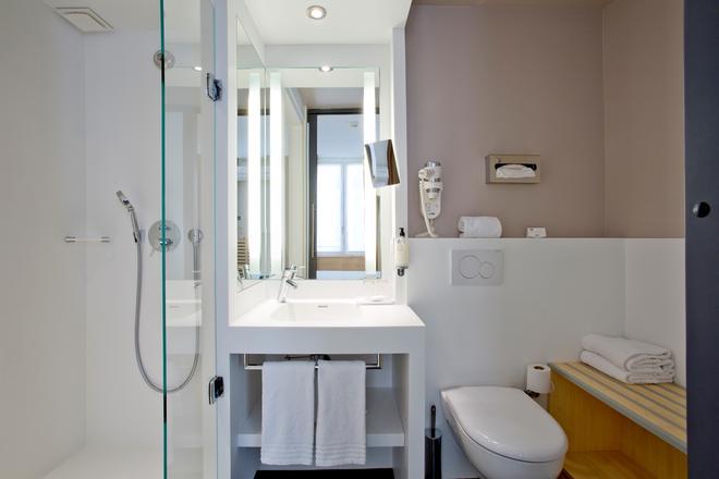 弗朗西斯西佳大酒店 - 波尔多 - 浴室