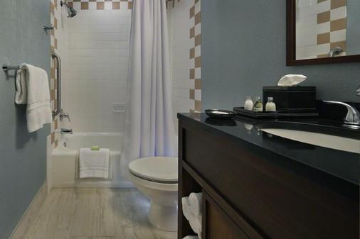 葛底斯堡酒店 - 盖茨堡 - 浴室