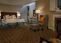 葛底斯堡酒店 - 盖茨堡 - 睡房