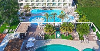 骑士酒店 - 马略卡岛帕尔马 - 游泳池