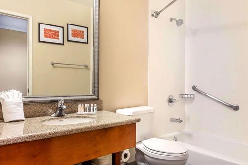 圣莫尼卡-西洛杉矶康福特茵酒店 - 圣莫尼卡 - 浴室