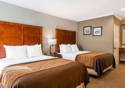圣莫尼卡-西洛杉矶康福特茵酒店 - 圣莫尼卡 - 睡房