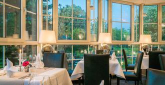 温多夫西佳酒店 - 莱比锡 - 餐馆