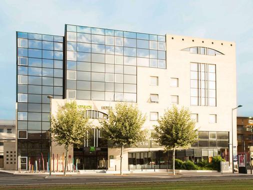 宜必思波尔多中心玛丽亚戴克酒店 - 波尔多 - 建筑