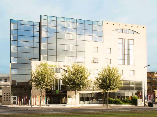 波尔多戴克宜必思风格酒店 - 波尔多 - 建筑