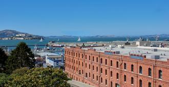 阿戈劳特金普敦酒店 - 旧金山 - 户外景观