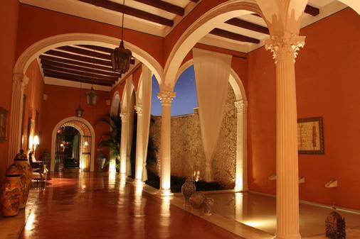 梅里达vip庄园酒店 - 梅里达 - 门厅