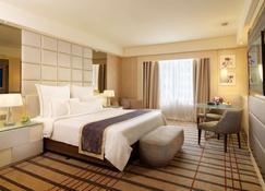 世界酒店 - 八打灵再也 - 睡房