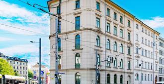 莱比锡运动场公寓酒店 - 莱比锡 - 建筑
