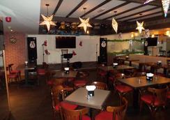 霍桑套房酒店-阿布达比市中心 - 阿布扎比 - 餐馆