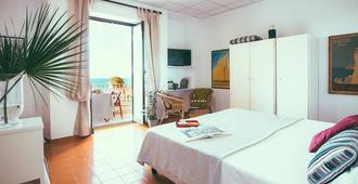 西尼塔酒店 - 罗马 - 睡房