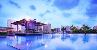 深圳圣淘沙酒店(桃园店) - 深圳 - 游泳池
