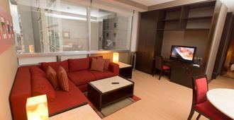 豪斯套房公寓 - 墨西哥城 - 客厅
